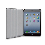 Soft Leather Cover for iPad mini (Adjustable in 4 Angles)