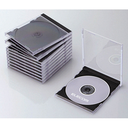 Blu-ray / DVD / CD Case (Standard / PS / 1 Sheet Storage)