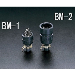 Waterproof type Hooking Plug , connector EA940BM-1