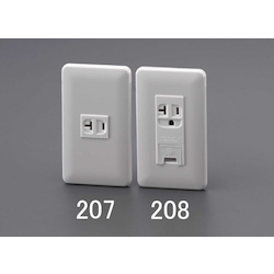 Implantation socket Outlet(Combination 15A And 20A) EA940CF-208