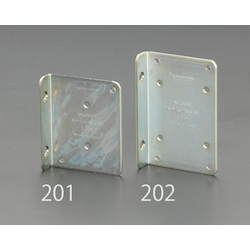 Thin Square Type For Socket-Outlet・Switch corner plate EA940CG-201