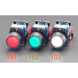 LED Illuminated Push Button Switch EA940D-102