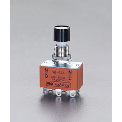 Small push button switch EA940DA-112