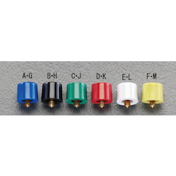Button for small push button switch EA940DA-150D
