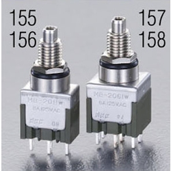 Push button switch (Waterproof type) EA940DA-156