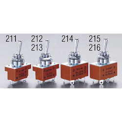 Toggle switch (Waterproof type) EA940DH-215