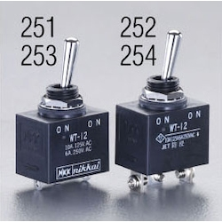 Toggle switch (Waterproof type) EA940DH-252