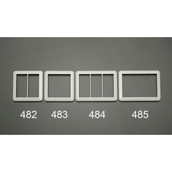 Switchplate (For 9 Pcs) EA940CD-485