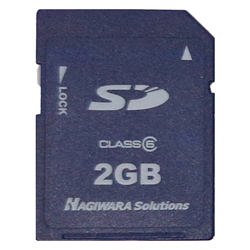 Industrial SD Card (Connects to Mitsubishi Sequencers)