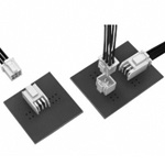 MDF6 Series 3.5‑mm Pitch Board-To-Cable Connector For Internal Power Supplies