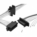 Rack and Panel Connector, QR/P6 Series