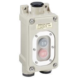 Push Button Power Switch, Rainproof Type, Strong Rainproofing, BSW Series