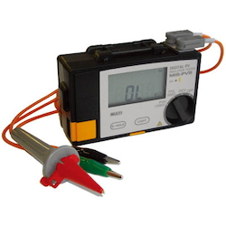 Insulation Resistance Meter Compatible with Solar Panel