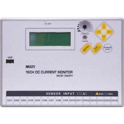 DC circuit 16ch current monitor