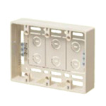 Mold Switch Box - (for 3)