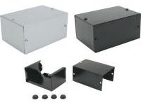 R Series Aluminum Box U-Shaped Lightweight Type RACH