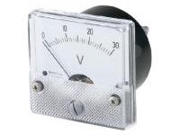 Analog Meter (Voltmeter / Ammeter for DC)