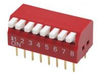 Dip Switch (PCB Mounting)