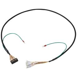 Mitsubishi FX Series-compatible PLC Cable (with Hirose Electric Connectors)