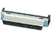 PCR Half Pitch Solder Female Connector