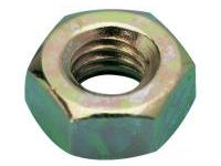 Hexagonal Nut (Chromate Finish)
