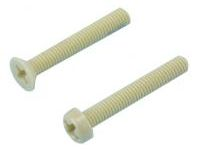 Polyphenylene Sulfide Screws