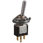 Mini/Mini Toggle Switch, MS-240 to 245 Series