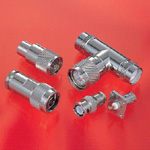 High-Frequency Coaxial Connectors - BNC Type