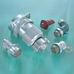 NCS Series Round Metal Connector (Plug/Adapter/Receptacle)
