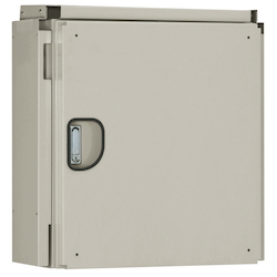 Aluminum Cabinet with Outdoor Light Shielding Panel, ARA-D