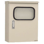 Control Panel Cabinet, with Stainless Steel Window, For Outdoor Use, SORM-A Model