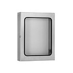 SW-N / Stainless Steel Window Cabinet (Draining, with Waterproof/Dustproof Sealing)