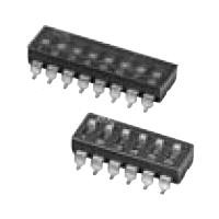 Surface-mount Dip Switch - A6S-H