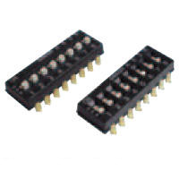 Surface-mount Dip Switch - A6SN