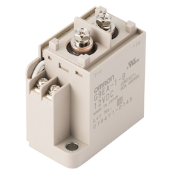 DC Power Relay (60 A and 100 A Type) G9EA-1