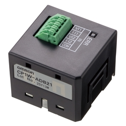 Programmable controller CP1L analog input/output unit