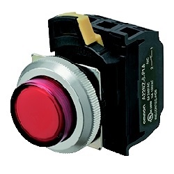 φ30 mm Pushbutton Switch (Illumination Type) A30NL Series
