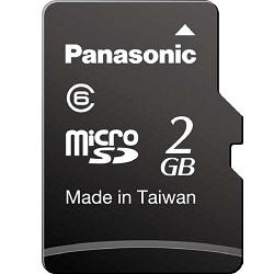 Only Available on Misumi Web ◆ Industrial/Business Use Micro SD Card PSLC (PSLC 2 GB)