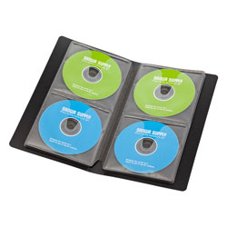 File Case for Blu-ray Disks