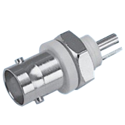 BNC Connector Isolated Receptacle