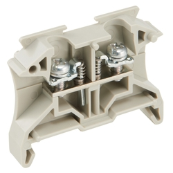 Rail-compatible Terminal Block FP Series