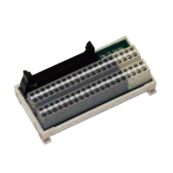 Connector Terminal Block for Control Panels, PM-32 Series MIDI, Compatible with PLC