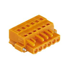 Spring Type Connector, 231 Series, 5.08 mm Pitch, Female, with Screw