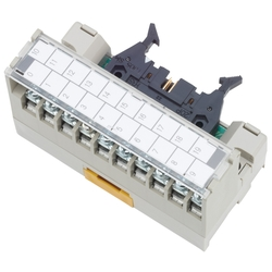 PX7DS Series MIL Connector Terminal Block (Horizontal Insert・Terminal Pitch: 7.62mm)