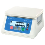 Waterproofed digital scale