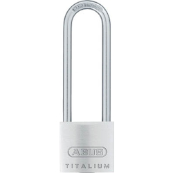 Lightweight Cylinder Padlock (Body Made Of Aluminum, Long Tool Type) Same No.