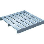 Aluminum Pallet, Single-Face 2-Way, Double-Face Non-Reversible 2-Way Width (mm) 900 to 1,200