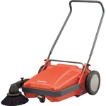 Manual Sweeper Clean Power