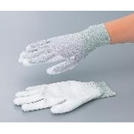 Double fit PA gloves