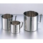 Stainless Steel Beaker Capacity (ml) 200–15000